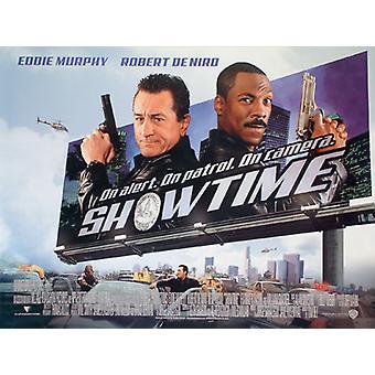 Showtime Original Cinema Poster