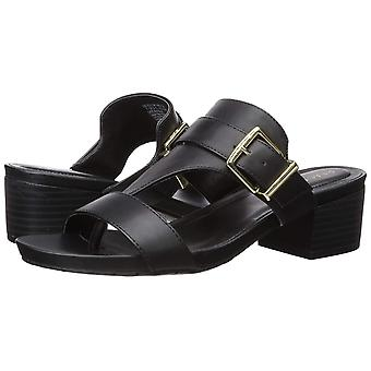 Kenneth Cole REACTION Femmes apos;s Late Buckle Block Heeled Sandal