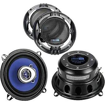 2 way coaxial flush mount speaker kit 250 W Sinustec ST-130c