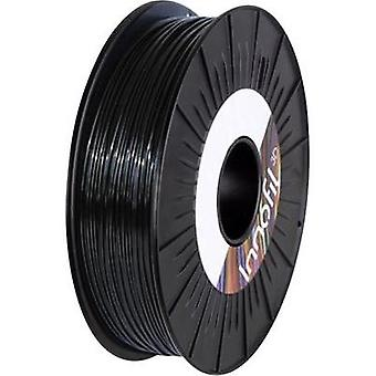 Filament Innofil 3D FL45-2008B050 PLA compound, Flexible 2.85 mm Black 500 g
