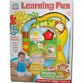 WinFun Booklet Panel Musical Bilingue (Babies , Toys , Skill Development , Books)