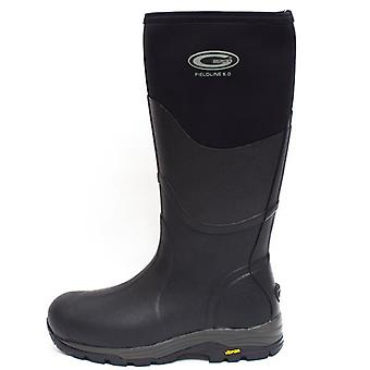 Grubs Fieldline 5.0 Wellington Boots in Black