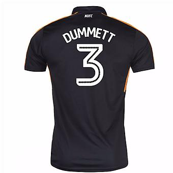 2016-17 Newcastle Away Shirt (Dummett 3)