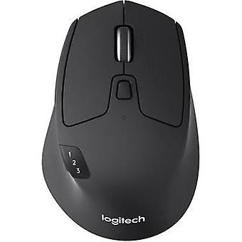 Wireless mouse Optical Logitech Gaming M720 Triathlon Black