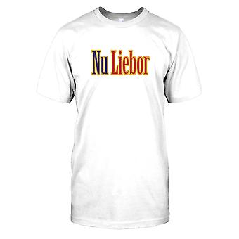 Nu Liebor konspiration Kids T-shirt