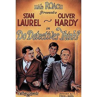 Secondo detective Movie Poster (11x17)?