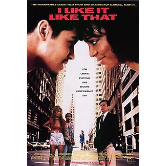 I Like It Like That Movie Poster (11 x 17)