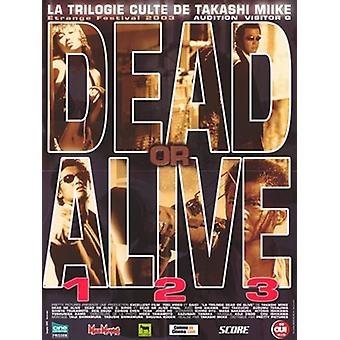 Dead or Alive fertigen Filmposter (11 x 17)