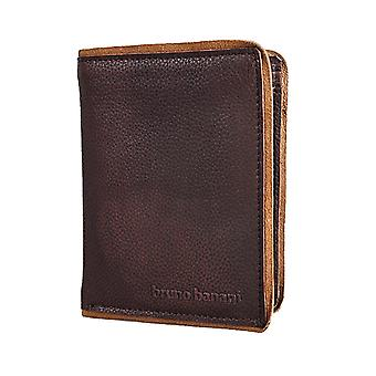 Bruno banani mens wallet wallet purse Brown 4337