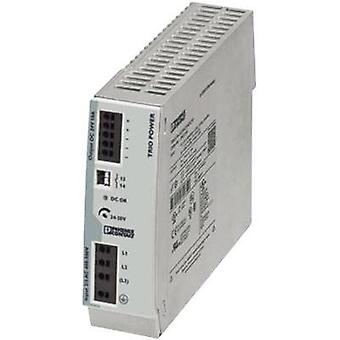 Rail mounted PSU (DIN) Phoenix Contact TRIO-PS-2G/3AC/24DC/10 24 Vdc 10 A 240 W