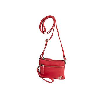 Dr Amsterdam shoulder bag/Clutch Basil Red