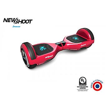 hoverboard spinboard © classic fushia pink