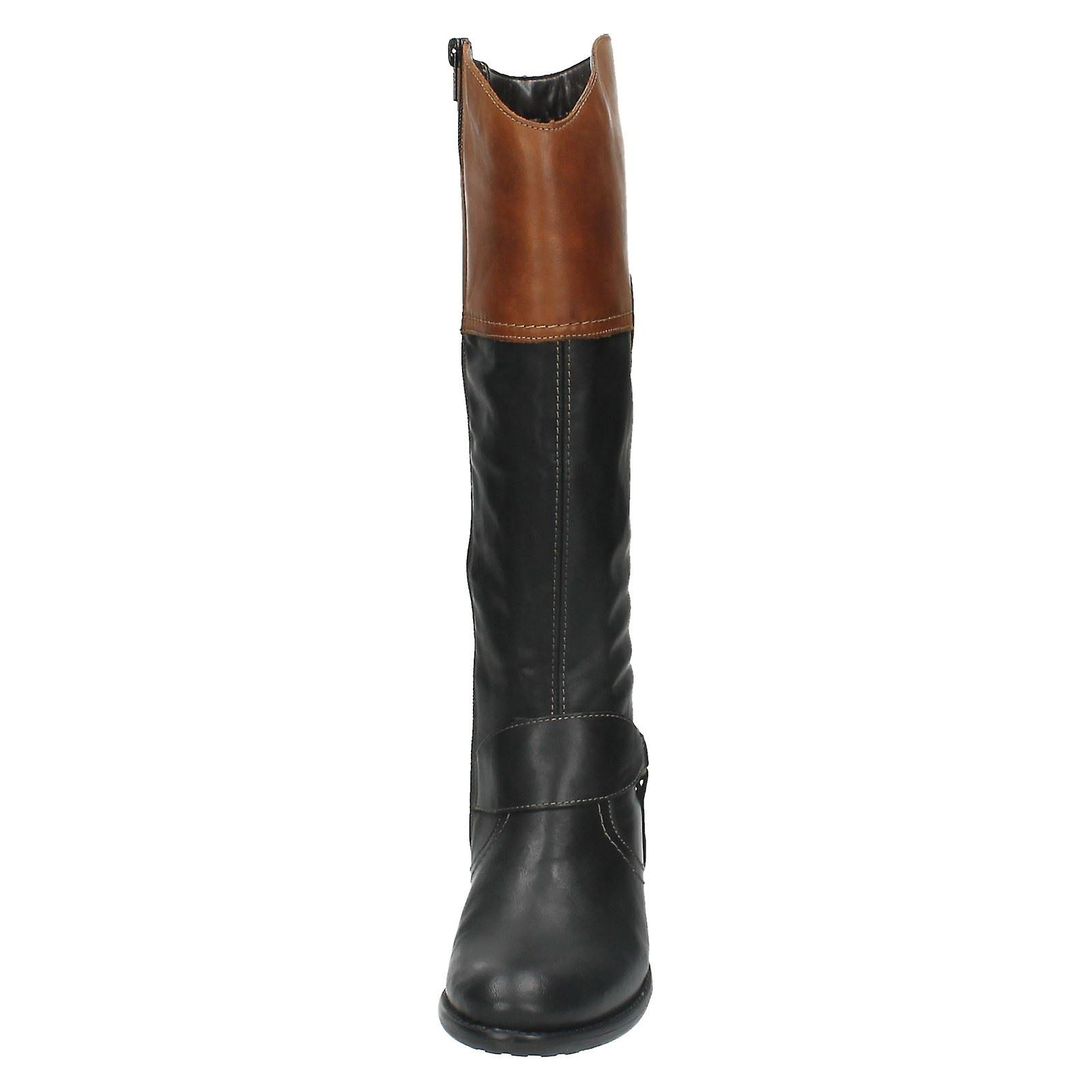 Bottes Chaussures Remonte Mesdames Jambe Haut R6474 qwvxYt0
