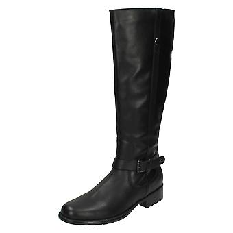 Ladies Van Dal Riding Style Long Boots Nevada