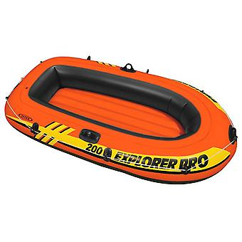 Intex Boat Explorer Pro 200 (Outdoor , Pool And Water Games , Inflatables)