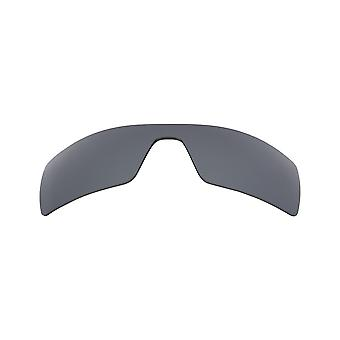 New SEEK Polarized Replacement Lenses for Oakley OIL RIG Silver Mirror