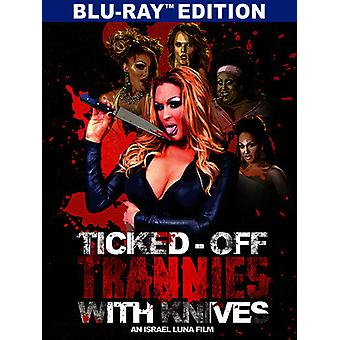 Ticked Off Trannies with Knives [Blu-ray] USA import