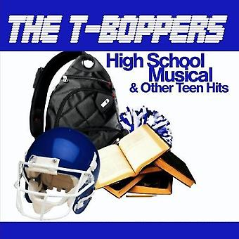 T-Boppers - High School Musical & innych importu Teen USA trafienia [CD]