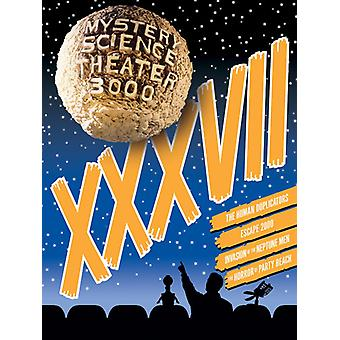 Mystery Science Theater 3000 : Importer des USA Xxxvii [DVD]