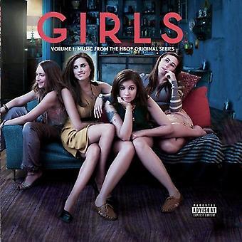 Piger Soundtrack 1: Musik fra HBO serie - piger Soundtrack 1: musik fra HBO serie [CD] USA import