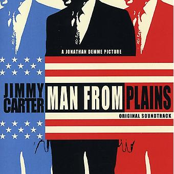 Various Artists - Jimmy Carter: Mannen från slätterna [CD] USA import