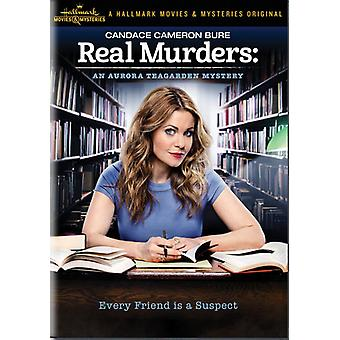 Real Murders: An Aurora Teagarden Mystery [DVD] USA import