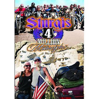 4 millioner motorcykler [DVD] USA importerer