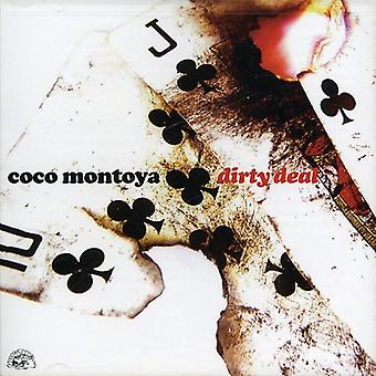 Coco Montoya - Dirty Deal [CD] USA import