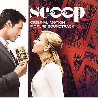 Various Artists - Scoop [Original Motion Picture Soundtrack] [CD] USA import