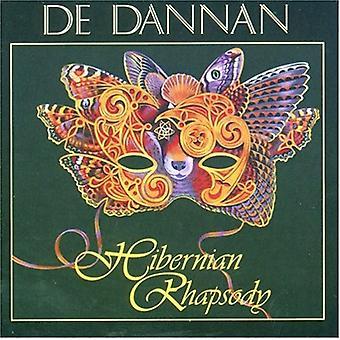 De Danann - importación de Estados Unidos Rapsodia Hibernian [CD]