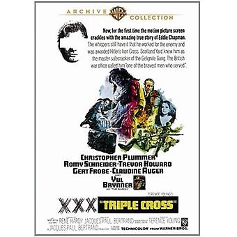 Triple Cross (1967) [DVD] EUA importar