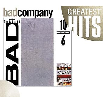 Bad Company - 10 från 6 [CD] USA import