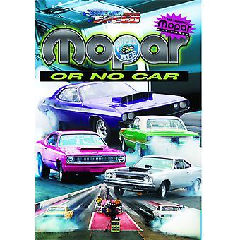 Mopar eller ingen bil [DVD] USA import