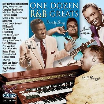 One Dozen R & B Greats - One Dozen R & B Greats [CD] USA import