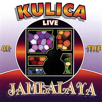 Kulica - Live at Jambalaya [CD] USA Import