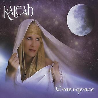 Kaleah - Emergence [CD] USA import