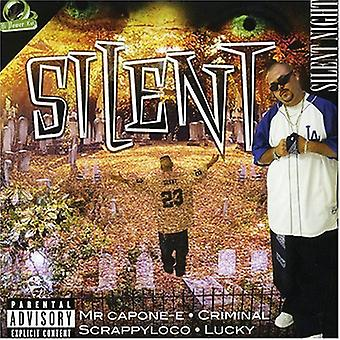 Silent - Silent Night [CD] USA import