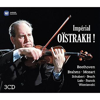 Beethoven / Oistrakh / Berlin Philharmonic - Imperial Oistrakh [CD] USA import