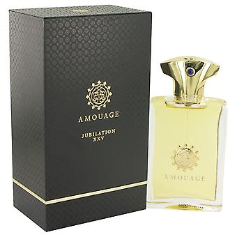 Amouage Men Amouage Jubilation Xxv Eau De Parfum Spray By Amouage
