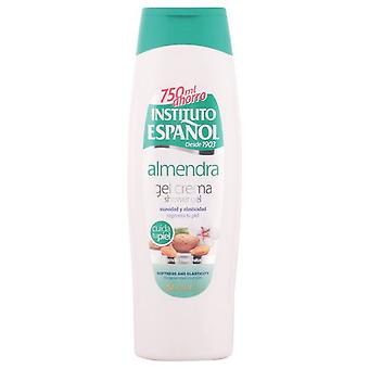 Instituto Español 100% Natural Almond Shower Gel 750 ml