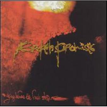 Broken Promises - Dying Before the First Step [CD] USA import