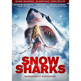 Snow Sharks (DVD)