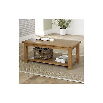 Birlea Malvern Large Coffee Table Oak