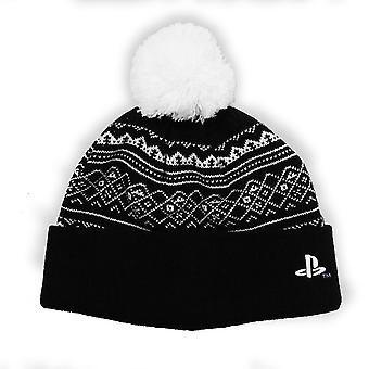 Official PlayStation 4 Bobble Hat / Beanie