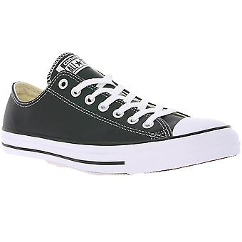 Converse all star CT OX shoes real leather sneaker black