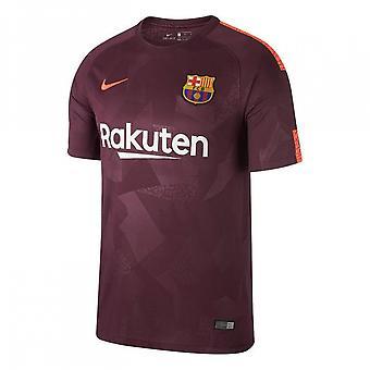 2017-2018 Barcellona terza maglia di calcio Nike