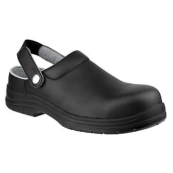 Amblers FS514 Unisex Clog Style Safety Shoes