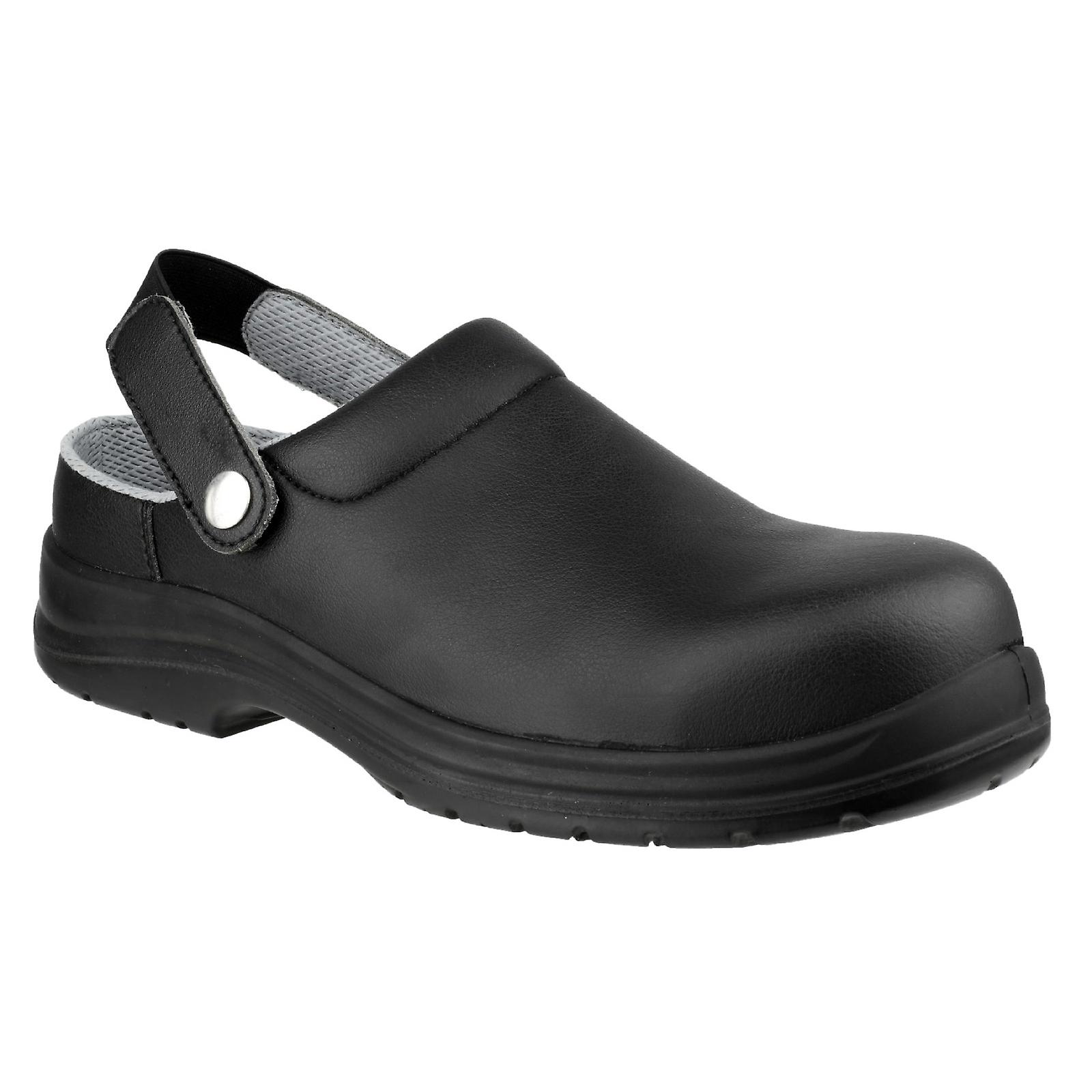 Amblers FS514 Unisex Clog Style Safety chaussures
