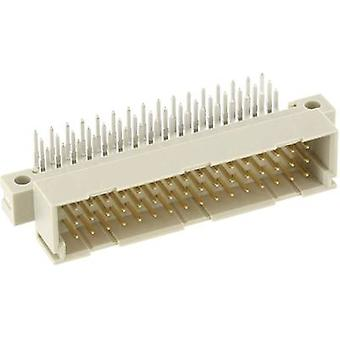 Edge connector (pins) 384210 Total number of pins 32 No. of rows 3