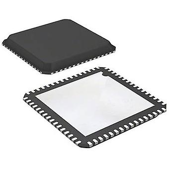 Embedded microcontroller AT32UC3C264C-Z2UR QFN 64 (9x9) Microchip Technology 32-Bit 66 MHz I/O number 45